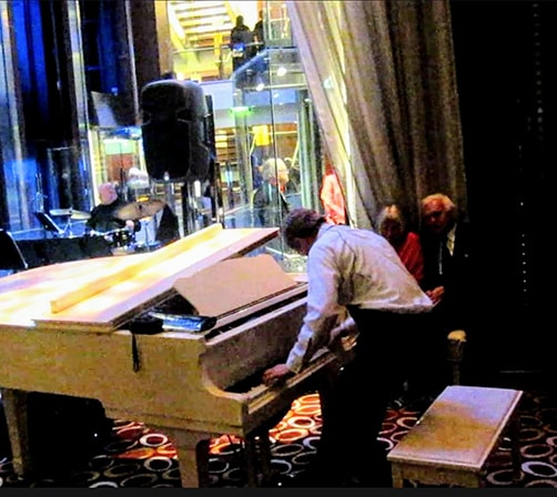 Rory Playing Piano